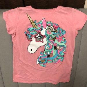 Mermaid Unicorn Shirt from Children's Place